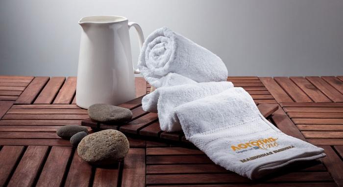 Особенности и варианты размещения вышивки на махровых полотенцах