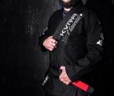 вышивка шевронов на кимоно