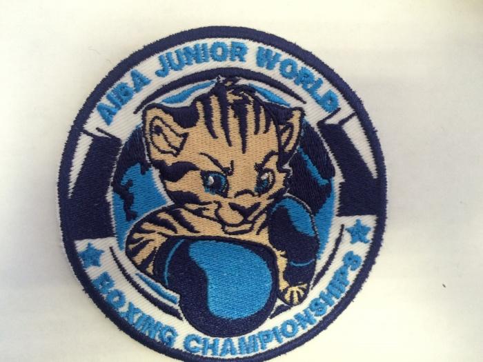 Вышивка эмблем спортивных