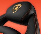 вышивка Lamborghini