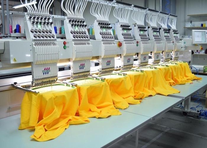 вышивка на полотенце