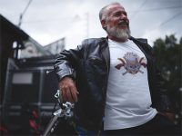 футболки для байкеров