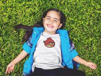 детская футболка с вышивкой