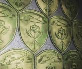 Шеврон защитного фона СЗО на форму частей обеспечения Росгвардии