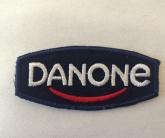 Нашивка с логотипом компании