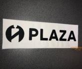 Фото нашивки на заказ Plaza