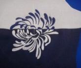 Образец вышивки на трикотаже