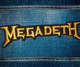 Нашивка на джинсы MegaDeth