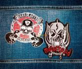 Нашивки на джинсовку