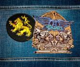 Нашивки на джинсы AeroSmith