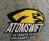 Вышивка на футболке логотипа