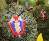 Вышивка логотипа на костюме
