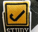 Вышивка шеврона с логотипом