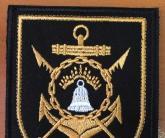 Армейский шеврон 121 бригада десантных кораблей северного флота