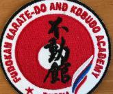 Шеврон Karate-DO