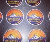 Шевроны #MAMAY #powderdays