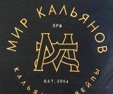 Вышивка на футболке Мир кольянов