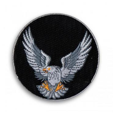 нашивка на одежду орел