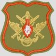 Вышитые шевроны и нашивки на новую форму ВС РФ.