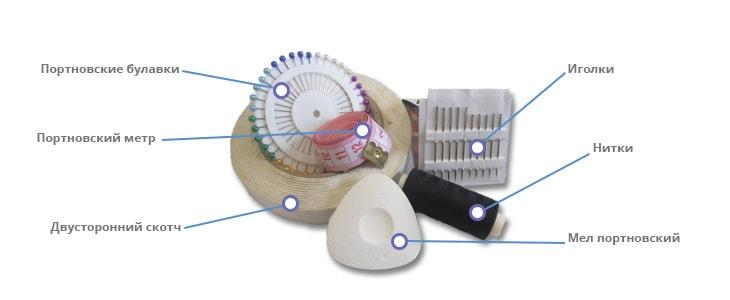 Набор для пришивания шеврона